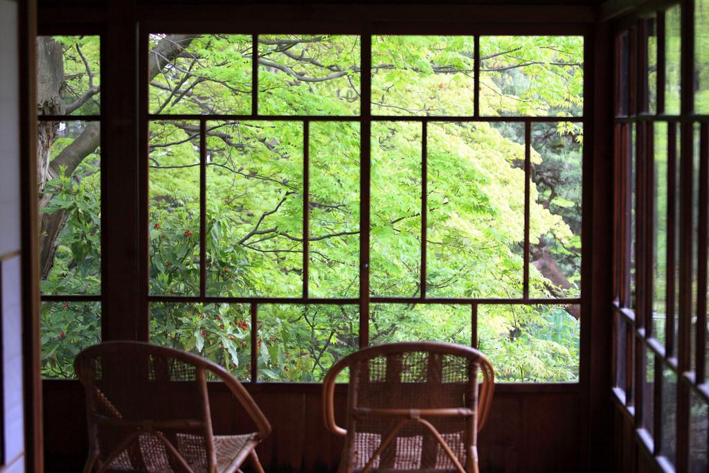 家の周りの自然環境
