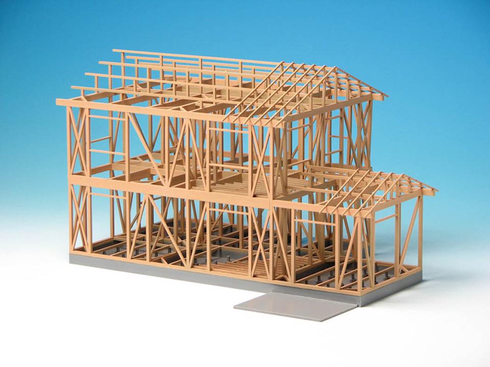木造軸組(在来)工法