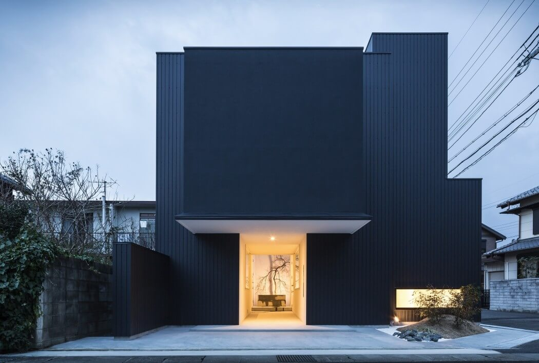 Framing House by Form