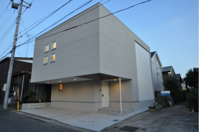 SUVACO「松波の家」