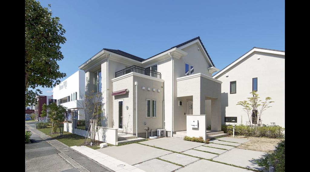 浜松市の注文住宅メーカー三井ホーム