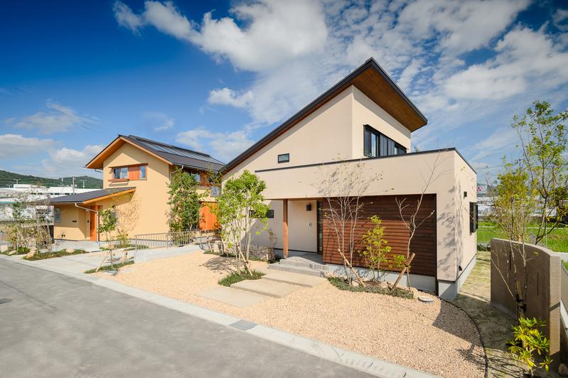 富山県のおしゃれな工務店・ハウスメーカー エバーホーム