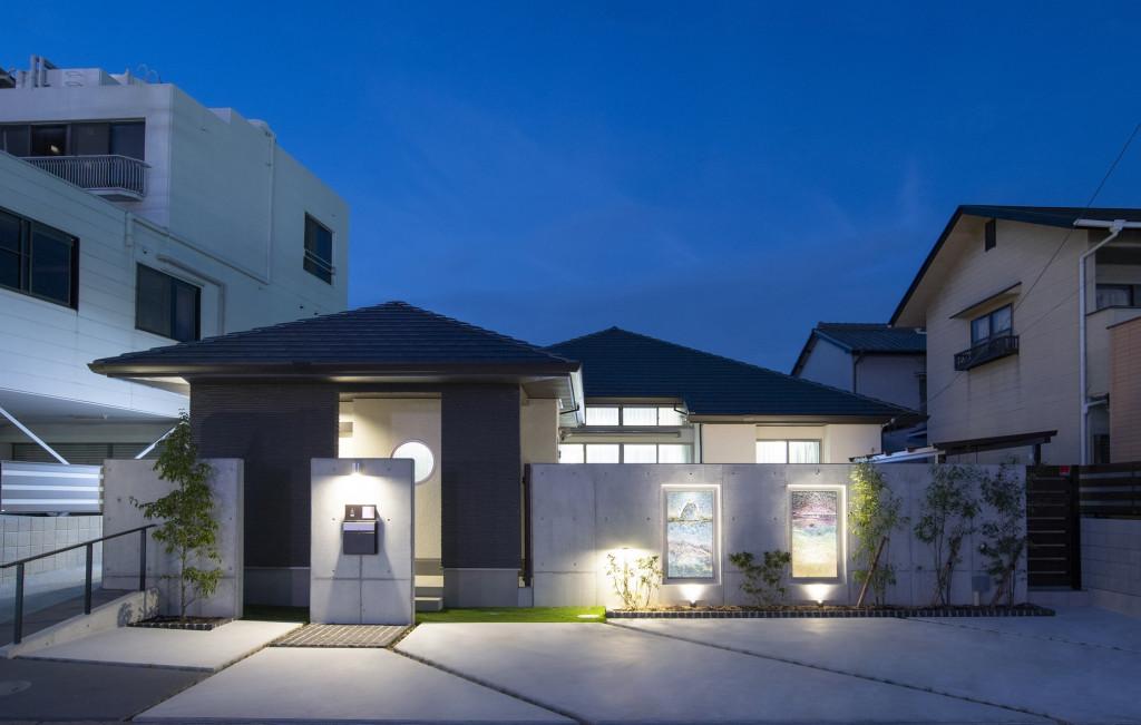 香川で平屋を建てるならおすすめの住宅メーカー 中庭住宅
