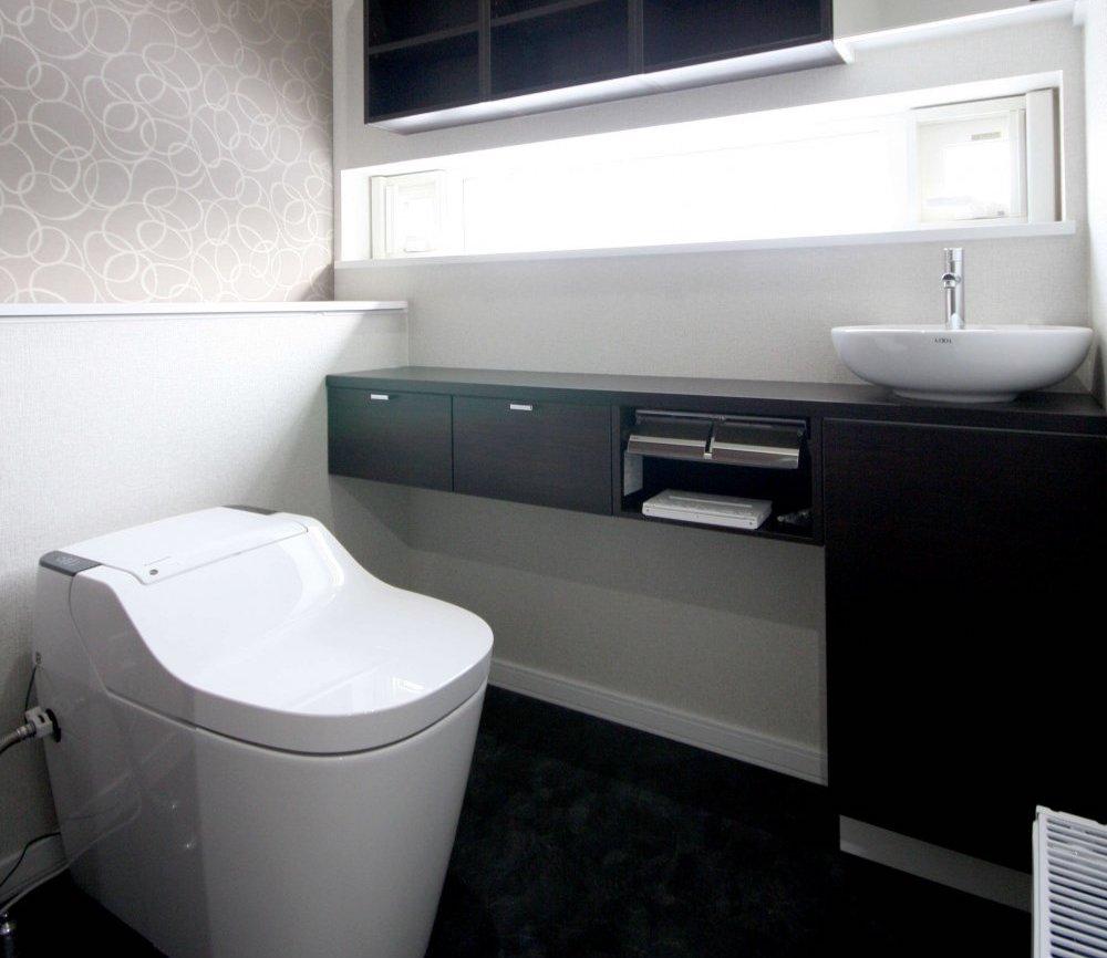 ロゴスホームのトイレ
